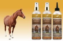 Hoof care and regeneration of the inflammed hoof