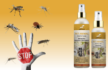 SET mosquitoes, black flies and ticks