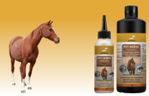 peticare SET - mites infestation- itching in horse